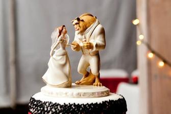 Cake Topper Umoristici I Protagonisti Della Festa Di