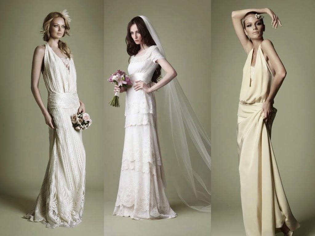 Matrimonio Bohemien Moda : Matrimonio in stile anni ideale