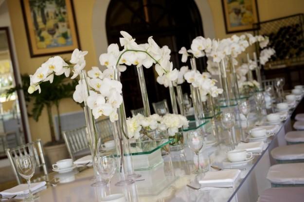 Molto Composizioni floreali per il matrimonio con le orchidee  LW23
