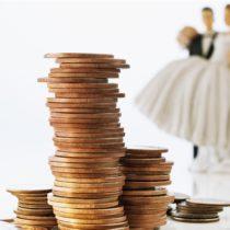 divisione delle spese del matrimonio
