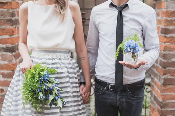 Matrimonio Rustico Bergamo : Matrimonio rustico tutti in jeans ideale