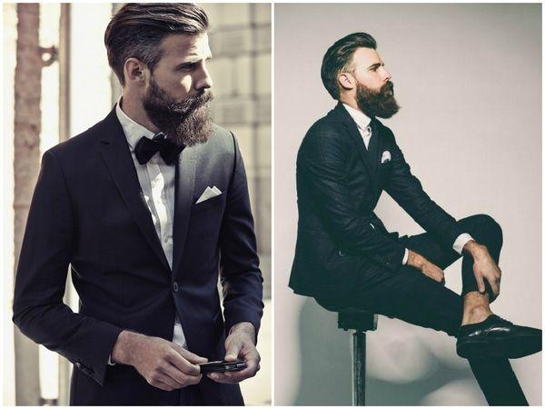 Hipster Matrimonio Uomo : Sposo con barba oppure no per il giorno del matrimonio? matrimonio